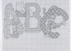 Pooh ABC name 2 of 4
