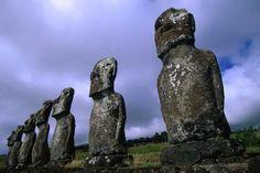 Moai, Rapa Nui, Easter Island