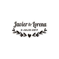 info@imprentapedragosa.es #sello, #stamp, #wedding, #invitación, #boda, #selloboda