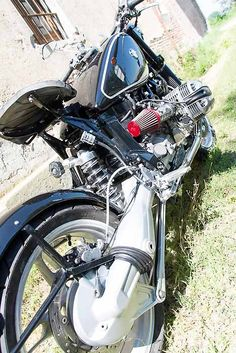 BMW R 1100 S, Art Deco