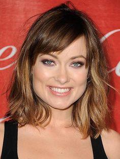 Celebrity hair inspiration: trendy short bob
