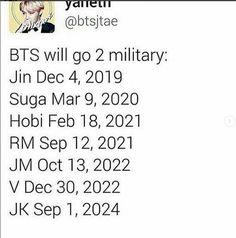 Cara n acredito que o Jin vai ano que vem…