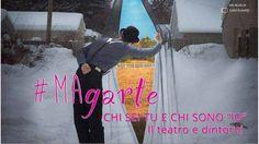 #MAgarte: Chi sei tu e chi sono IO? Il teatro e dintorni - Leggi l'articolo: http://www.salentoweb.tv/news/9964/magarte-chi-sei-tu-e-chi-sono-io-teatro