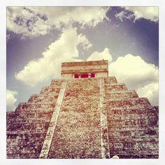 Una de las maravillas del mundo moderno. Chichen Itzá.