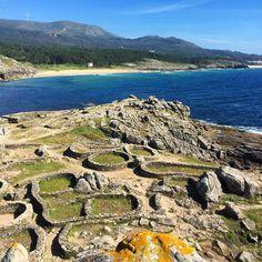 Castro de Baroña en #PortoDoSon #ACoruña vía @cachu83 #Galicia #SienteGalicia #GaliciaCalidade     ➡ Descubre más en http://www.sientegalicia.com/