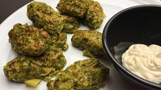 Falafel, Food And Drink, Herbs, Healthy Recipes, Vegetables, Bulgur, Falafels, Vegetable Recipes, Healthy Diet Recipes