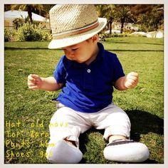 """What Landon wore""  Baby Boy Fashion  http://scaifebabywatch.blogspot.com/"