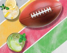 $4,650.00 Ultimate Football Party Package including flat screen TV, surround sound system, cooler, $1,000 gift card and $500 gift card for sporting apparel. Enter to win.