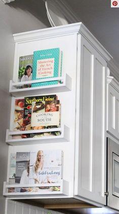 42 easy tiny home friendly ways to organize your kitchen small storage ideas 14