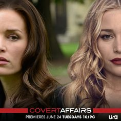 Covert Affairs. .