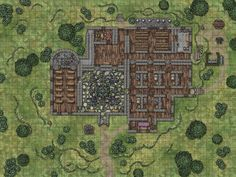 Fantasy Town, Fantasy Map, Fantasy Rpg Games, Cartographers Guild, Dungeon Maps, Tabletop Rpg, Abandoned, How To Draw Hands, Windows