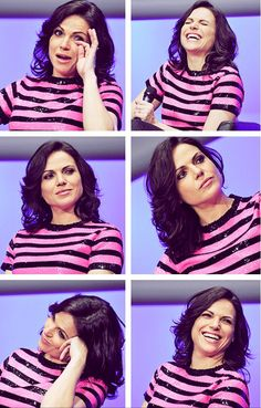 Lana Parrilla at the Fairy Tales 2 Xivents - June 22, 2014..  I swear she is an actual angle