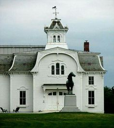 Dream barn French Second Empire circa 1850's nothing else will do