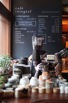 The very first step towards learning how to start a coffee shop, including my free template. Do not purchase or start you cafe before doing this exercise.