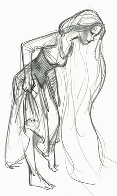 Cartoon Concept Design: TANGLED: sketches and characters Part 3