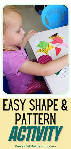 Circles, squares, rectangles, triangles, and so much more, these shapes are the basic structures of everything we see. Help your little one learn more about the wonderful world of shapes through this easy shape and pattern activity! This fun educational summer activity can surely expand your child's knowledge on all things related to structure and how it can be seen in daily life. This fun activity will grow both your child's knowledge and curiosity! #educationalactivities #summerbucketlist Infant Activities, Educational Activities, Summer Activities, Learning Activities, Cooperative Education, Learning Shapes, Easy Shape, Toddler Preschool, Early Learning
