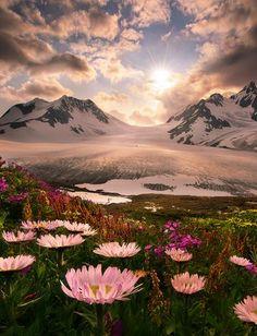 Boundary Range, BC, Alaska border | Marc Adamus Photography