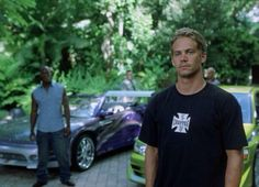 Paul Walker In the memory ~ fast and furious