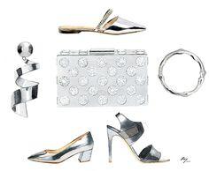 Harper's Bazaar Anniversary – Irina Kay