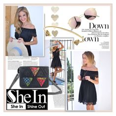 """""""SHEIN"""" by damira-dlxv ❤ liked on Polyvore featuring Anja"""