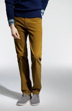 Men's pant color combo and
