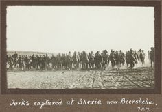 The Capture of Be'er Sheva by the Australian Light Horsemen in 1917 -- Arguably the Most Important Battle of WWI in Palestine Ww1 Pictures, Ww1 Photos, Fall Pictures, Palestine History, Lest We Forget, World War One, Military History, Wwi, Egypt