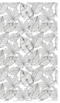 Zen Coloring Nature Adult Coloring Book by KaysCraftSupplies