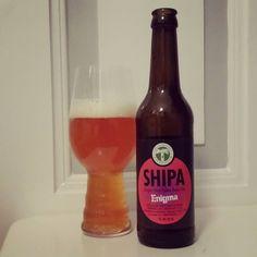 SHIPA Enigma #craftbeer #kehrwieder #kreativbrauerei #hamburg #kiel #shipa #singlehop #ipa #indiapaleale #enigma #beerlove #beerporn #instabeer #beerstagram #beer #bier #cheers #prost #cerveza #birra #cerveja #beergeek #drinkcraftnotcrap #nowdrinking