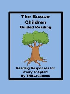 The Boxcar Children: The Boxcar Children (#1) by Gertrude Chandler Warner is a fun book that all of your students will enjoy reading!  In this product you will receive printable chapter-by-chapter reading comprehension question worksheets, a character chart worksheet, and a worksheet reviewing plot, setting, problem, and solution.
