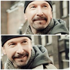 Happy birthday to The Edge! #u2 #bono #theedge