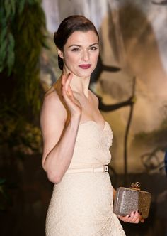 Make-up by Katya Thomas / Nails by Vernice Walker - Oz: The Great And Powerful - UK Premiere - Red Carpet Arrivals