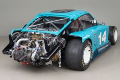 1981 Kremer Porsche 935 K4 IMSA GTP Chassis: 935-K4-01 During the mid-70s the Porsche factory reigned supreme with dominate performances from their rugged turbo-powered production racecars. By 1979 the factory began to switch its efforts to the new 936, 956, and 962 prototype, non-production based racing cars. This change spelt the end for the factory …
