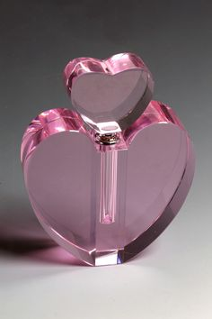 Image detail for -Large Pink Heart Perfume Bottle - H@ME Interiors (Stansted, Essex ...