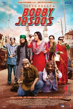 Bobby Jasoos 【 FuII • Movie • Streaming