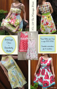 Just ordered this pattern (on sale of course!) - Goal... make it maternity