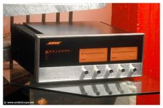 Bose 1801 Stereo Amplifier, Hifi Audio, Loudspeaker, Audio Equipment, Audiophile, Bose, Sweet Home, Nirvana, Turntable