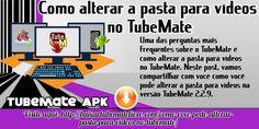 Uma das perguntas mais frequentes sobre o TubeMate é como alterar a pasta para vídeos no TubeMate. Neste post, vamos compartilhar com você como você pode alterar a pasta para vídeos na versão TubeMate 2.2.9.