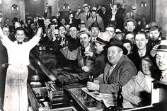 December 5th 1933 - The night they ended Prohibition