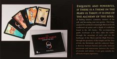 The Mary-el Tarot (with cards): Marie White: 9780764340611: Amazon.com: Books