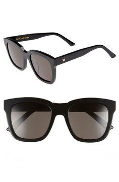 8f862648392 Gentle+Monster+Women s+Dreamer+Hoff+54mm+Sunglasses+Black Black