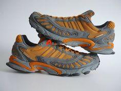 pretty nice e44c9 b4de3 2000 VINTAGE ADIDAS Torsion Adiprene Estes Trail Running Trekking Shoes Tr  Vapor - EUR 245,20   PicClick FR