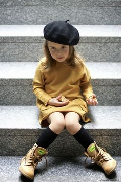 Mon chou style for girls