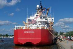 USCG Cutter Mackinaw - Grand Haven, MI