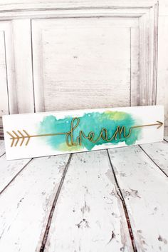 """An inspirational piece that would look great in your bedroom or any room! - 6""""…"""