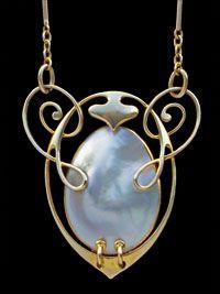 bernard cuzner jewelry | Archibald Knox Brooch