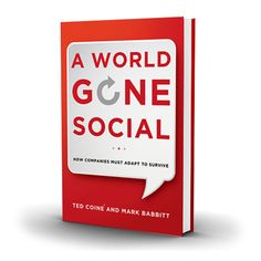 Social allows employers to demonstrate (not just to state) their culture, values, and mission. http://aworldgonesocial.com/