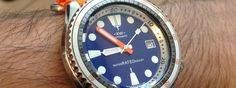 As it usually happens, I may regret this, but I am looking for funds for another purchase so this one is for sale. This is my Seiko SKX Caribbean mod, assemb. Seiko Skx, Seiko Watches, Caribbean, Tools, Accessories, Fashion, Watch, Moda, Instruments