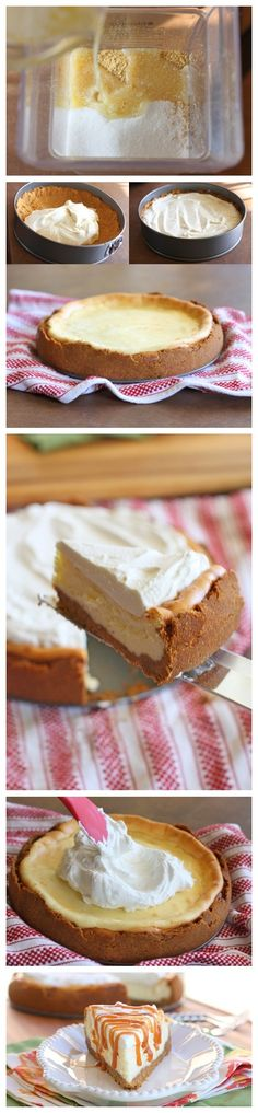 Vanilla Cheesecake w