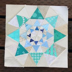 Wombat Quilts - tons of free paper piecing patterns