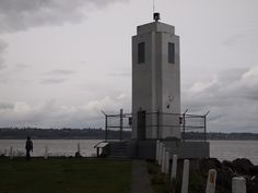 Brown's Point Lighthouse, Tacoma, WA